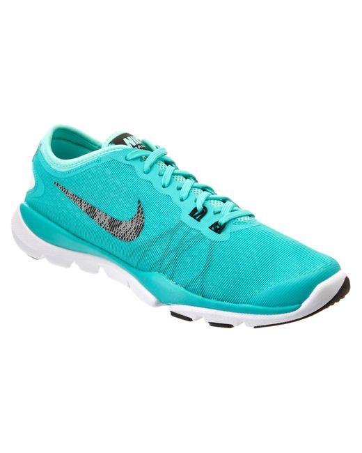Women S Nike Flex Supreme Tr  Metallic Training Shoe