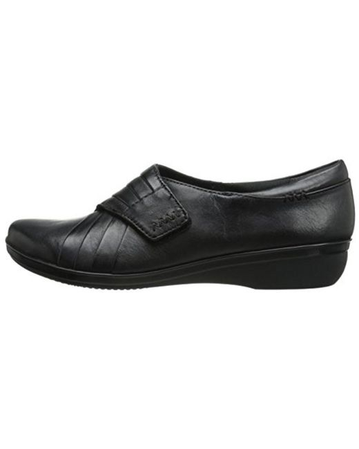 Clarks | Black Women's Everlay Drew Dress Flats | Lyst