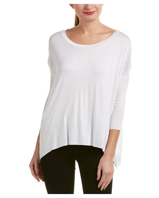 Bailey 44 - White Slouch T-shirt - Lyst
