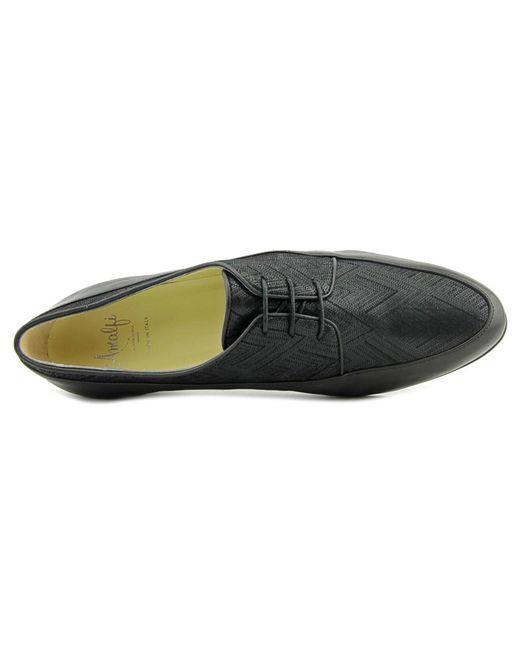 Amalfi Leather Oxford Shoes