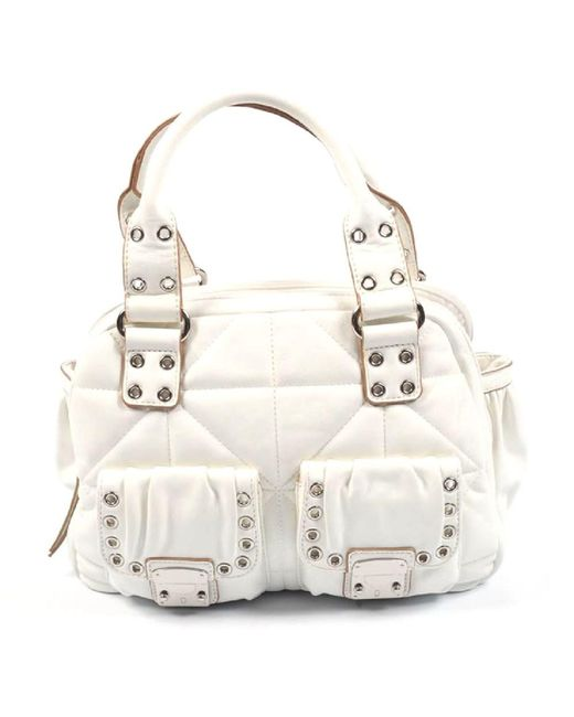 Nine West | White Womens Handbag | Lyst