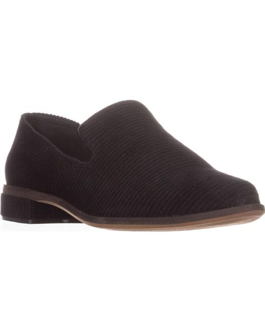 Kelsi Dagger Brooklyn - Brooklyn Arbor Simple Loafers, Black - Lyst