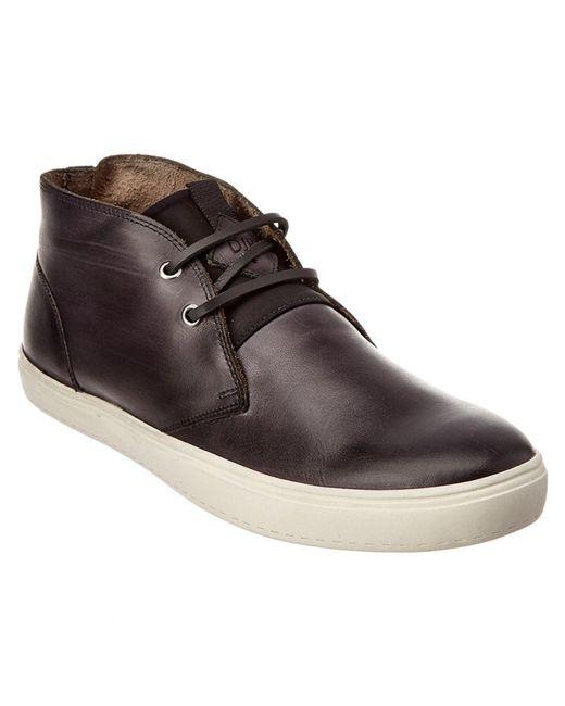 Donald J Pliner - Black Donald Pliner Paxton Leather Chukka Sneaker for Men - Lyst