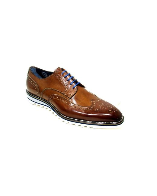 T322 WINGTIP FORTE BROWN sale Cheapest 4KzoQxM