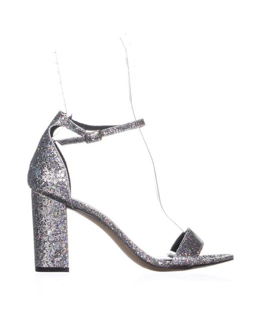 bdacdcd37b1 ... Madden Girl - Multicolor Beella Ankle Strap Dress Sandals