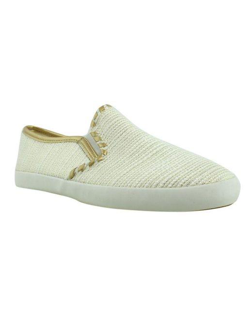 cf4f7f7fef5 Jack Rogers - Multicolor Womens Baldwin Ecru Low Top Shoes - Lyst ...