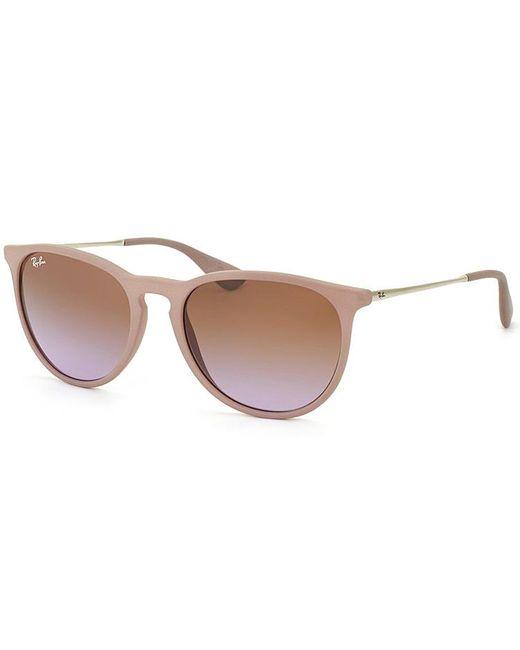 Ray-Ban - Multicolor Erika Oval Plastic Sunglasses - Lyst