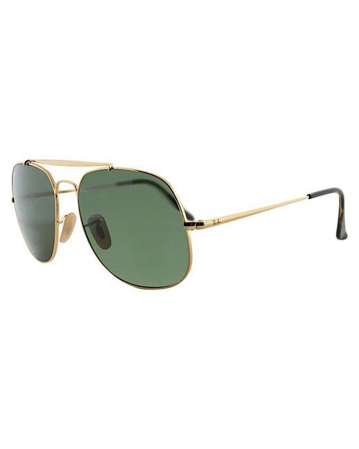 Ray-Ban - Metallic Unisex Rb 3561 001 57mm Sunglasses - Lyst