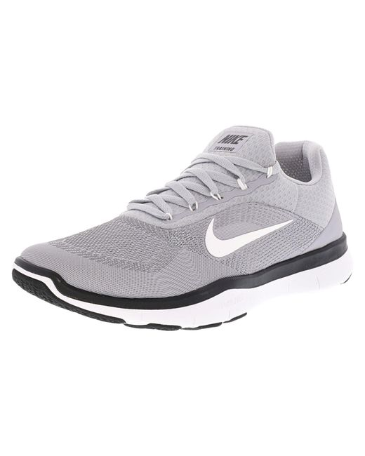 eff755763d4ac Nike - Gray Men s Free Trainer V7 Tb Ankle-high Training Shoes for Men -