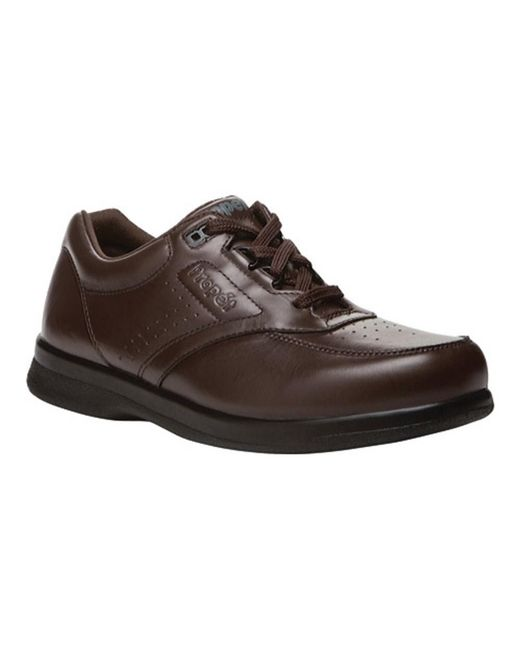 Propet - Brown Men's Vista Walker for Men - Lyst