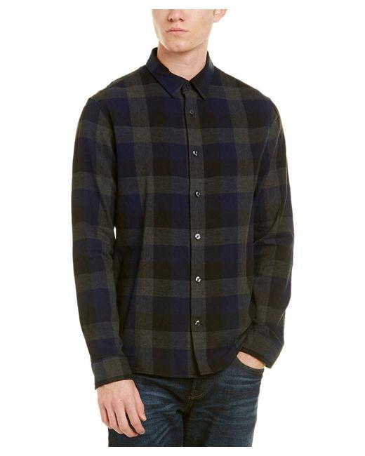 Vince - Blue Melrose Shirt for Men - Lyst