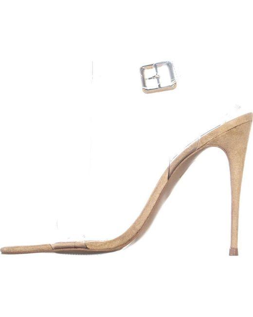 d6ee1286b3c Lyst - Steve Madden Seeme Heeled Sandals