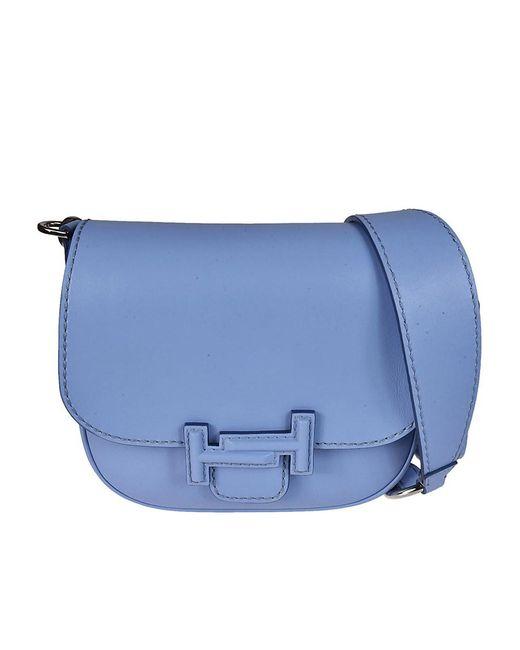 Tod's - Blue Crossbody Bags Shoulder Bag Women - Lyst