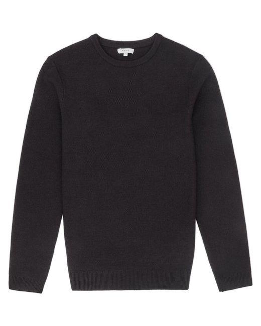 Reiss | Blue Wool-blend Knitwear for Men | Lyst
