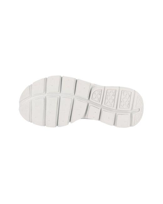 new styles dc773 4170a ... Nike - Blue Women s Sock Dart Prm Txt Running Shoe - Lyst