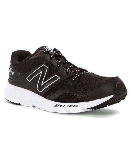 New Balance | Black Men's M3190v2 Neutral Run Shoe Running Shoe for Men | Lyst