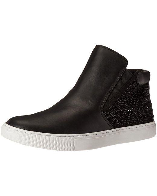 Kenneth Cole - Black Women's Kalvin 3 Fashion Sneaker - Lyst