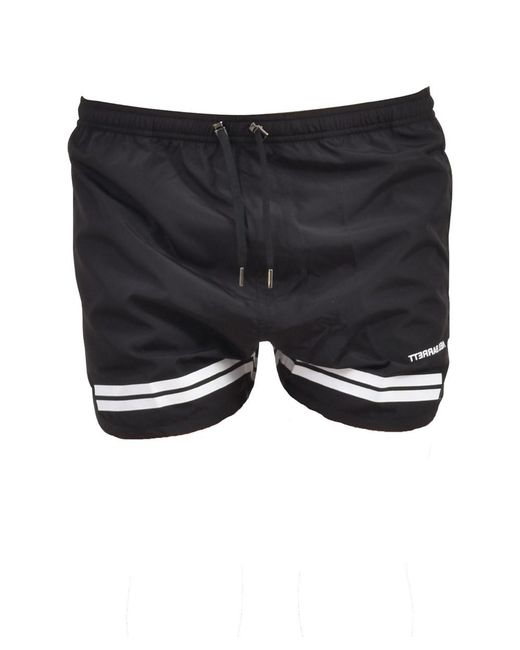 Neil Barrett | Men's Black Polyester Trunks for Men | Lyst