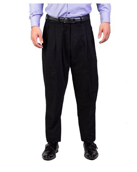 Dior   Homme Men's Cotton Mc Hammer Fit Dress Trousers Pants Black for Men   Lyst