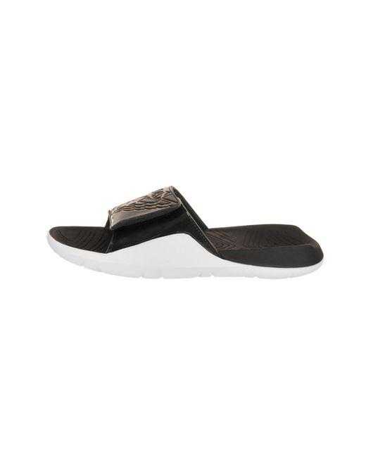 bae7f44cc2ed3 ... Lyst Nike - Black Nike Men s Hydro 7 Sandal for Men ...
