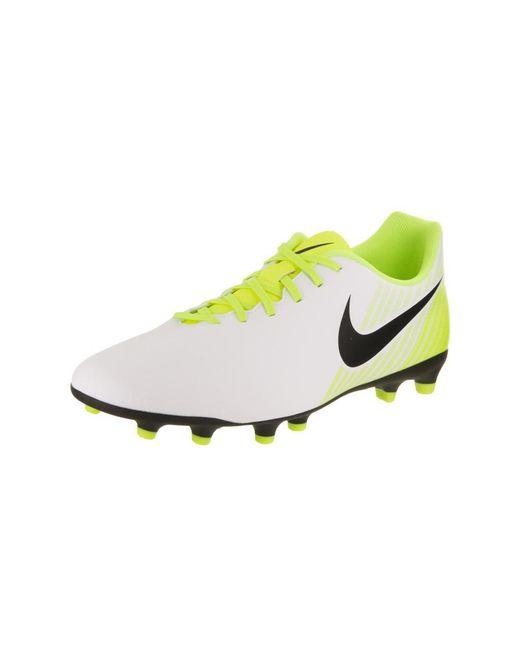 buy popular 837c2 06ba1 Nike   White Men s Magista Ola Ii Fg Soccer Cleat for Men   Lyst ...