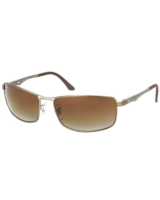 Ray-Ban - Multicolor Rectangle Metal Sunglasses - Lyst