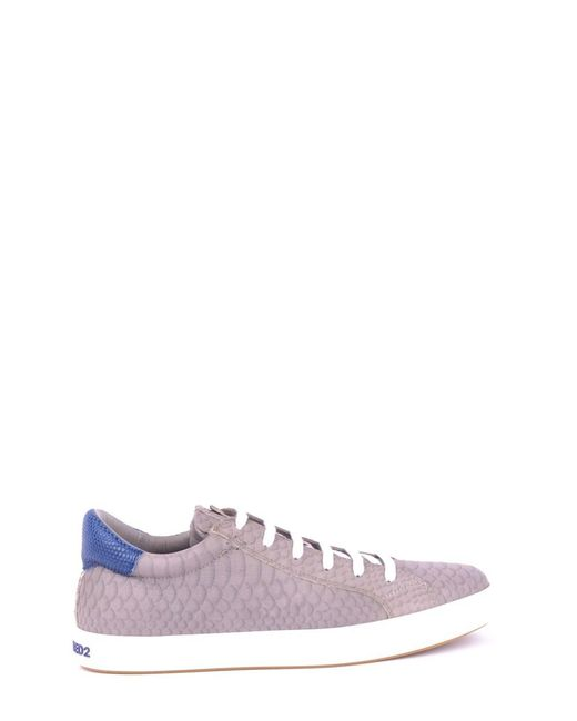 DSquared² - Men's Multicolor Leather Sneakers for Men - Lyst
