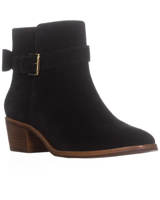 Kate Spade - Black Taley Ankle Bootie - Lyst