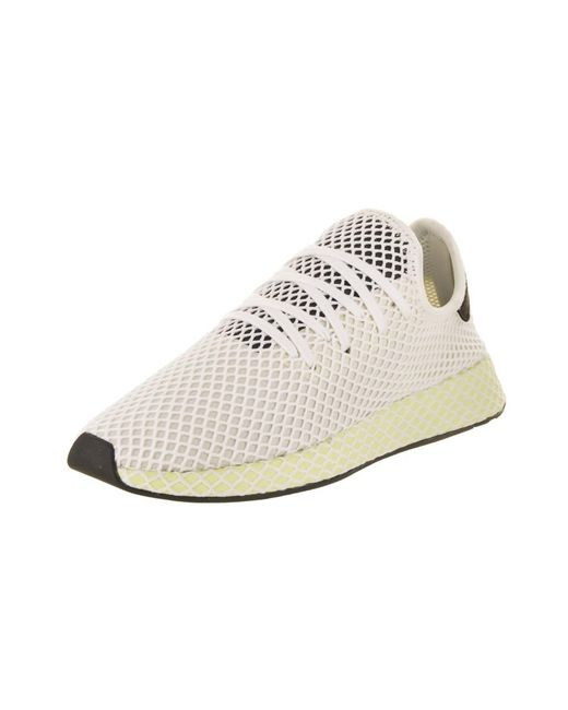 Adidas - White Men's Deerupt Runner Originals Running Shoe for Men - Lyst