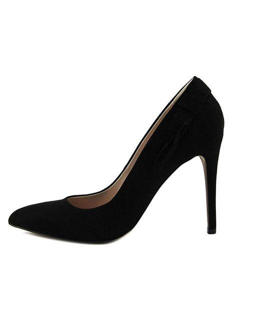 Nine West - Ginny Women Us 10.5 Black Heels - Lyst