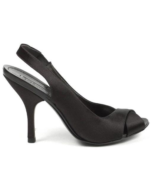 BCBGMAXAZRIA - Black Ladies Sandal - Lyst