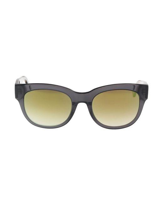 Just Cavalli | Jc759s 5220g Brown Round Sunglasses | Lyst