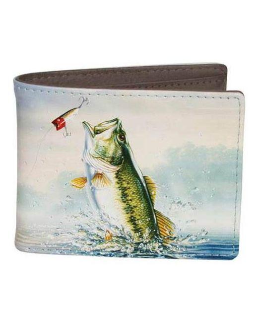 Buxton - Multicolor Men's Wildlife Slim Bifold Wallet for Men - Lyst