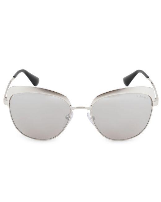 Prada - Multicolor Cinema Square Sunglasses Pr51ts Var2b0 56 - Lyst