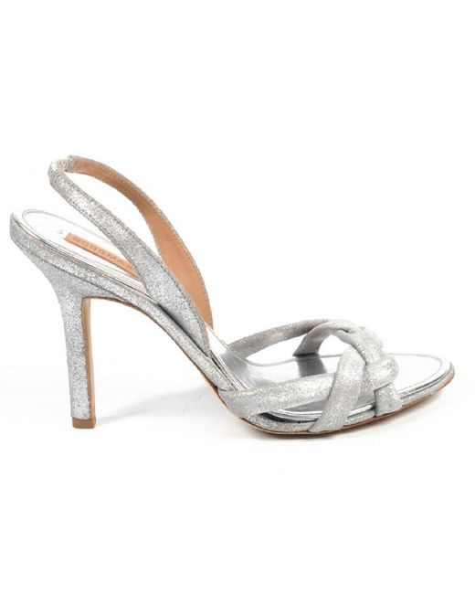 BCBGMAXAZRIA - Metallic Ladies Sandal - Lyst
