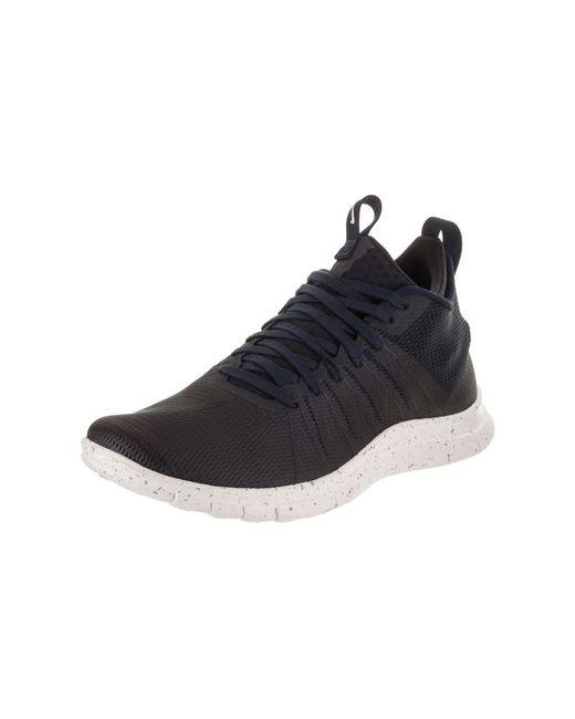 separation shoes 34fb2 4639d Black Men's Free Hypervenom 2 Fs Running Shoe