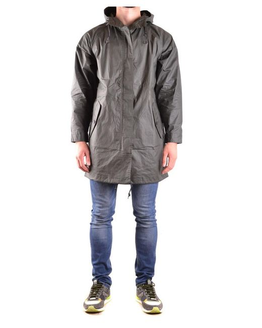 Fred Perry - Men's Green Polyester Outerwear Jacket for Men - Lyst