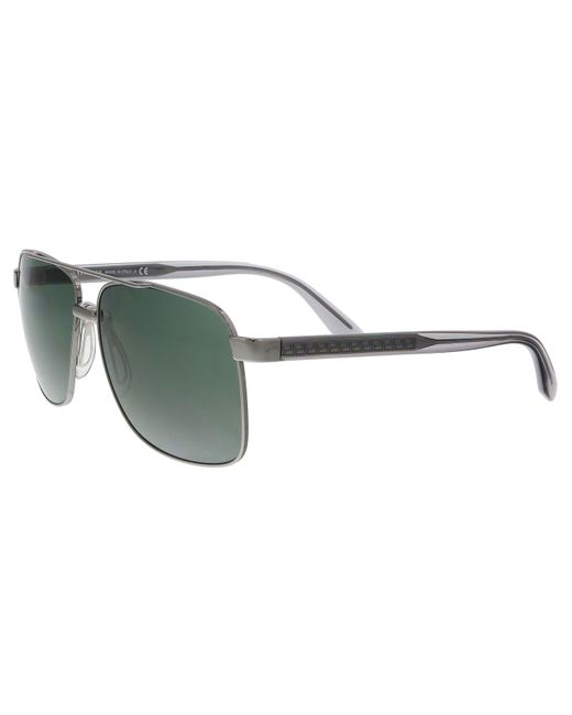 Versace - Multicolor Ve2174 100171 Gunmetal Rectangle Sunglasses for Men - Lyst