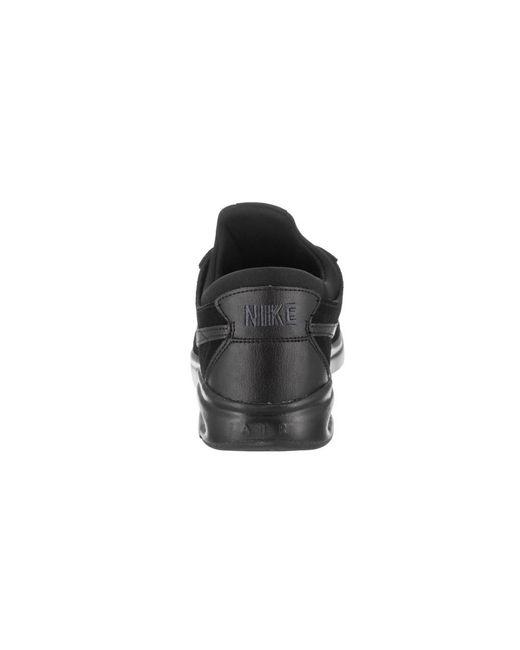 08afde14e81 ... Lyst Nike - Black Men s Sb Air Max Bruin Vapor Skate Shoe for Men ...