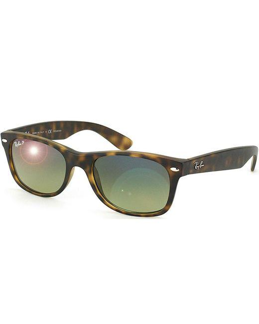 Ray-Ban - Multicolor New Wayfarer Plastic Sunglasses - Lyst