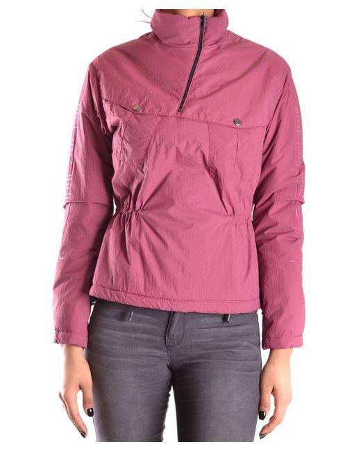 Brema - Red Women's Burgundy Polyamide Outerwear Jacket - Lyst