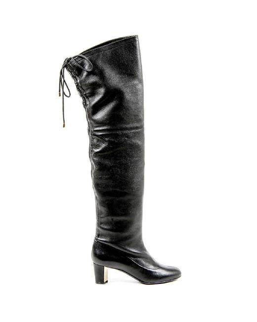 5eb0753eb9dd9 COACH - Black Womens High Boot - Lyst ...