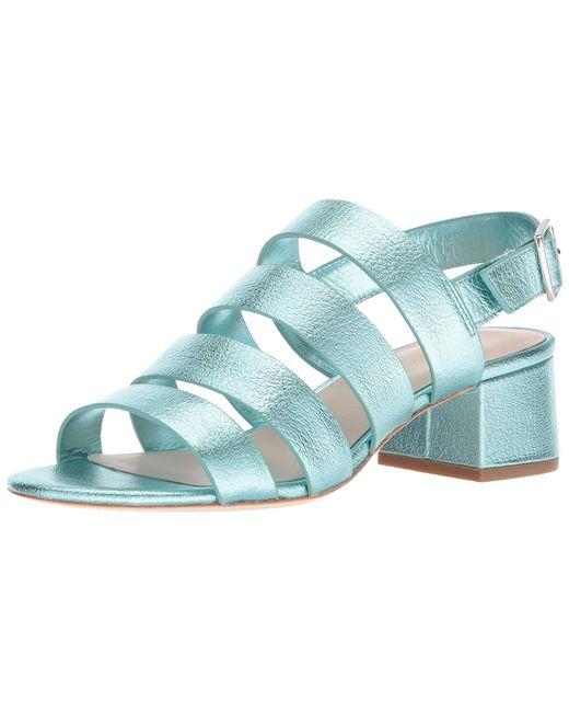 Loeffler Randall - Blue Womens Mavis Open Toe Ankle Strap D-orsay Pumps - Lyst