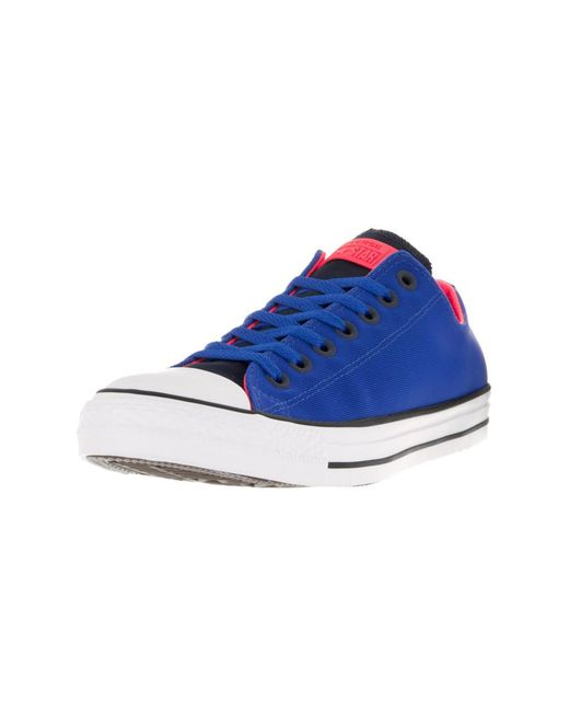 Converse - Blue Unisex Chuck Taylor All Star Ox Basketball Shoe for Men - Lyst