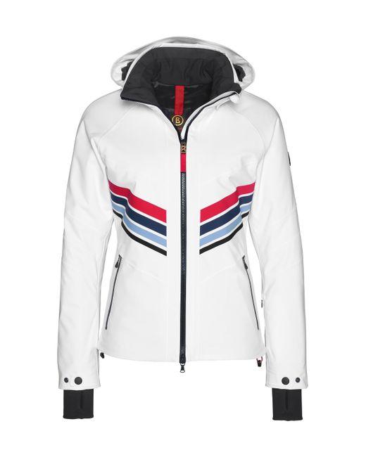 Bogner | White Ski Jacket Macie | Lyst