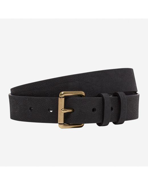 Bonobos - Black Jeans Belt for Men - Lyst