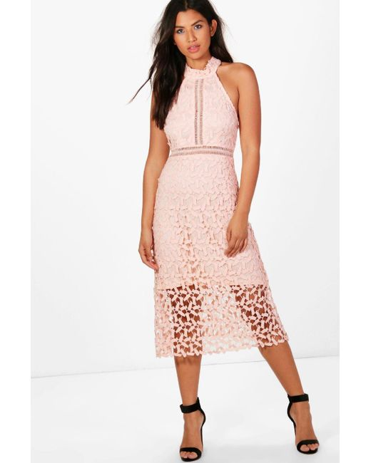 Boohoo Boutique Lace Ruffle Sleeve Skater Dress Clearance Online Official Site Cheap Visit Shopping Online Sneakernews Cheap Online Professional Online ObsgJdgXdh