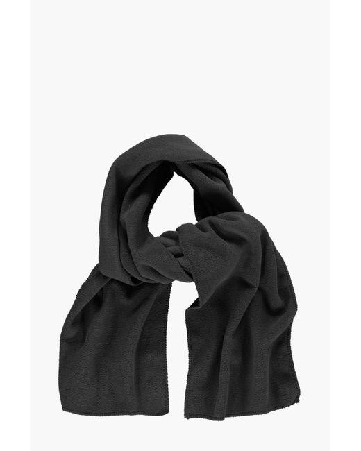 Boohoo | Gray Mens Fleece Scarf for Men | Lyst