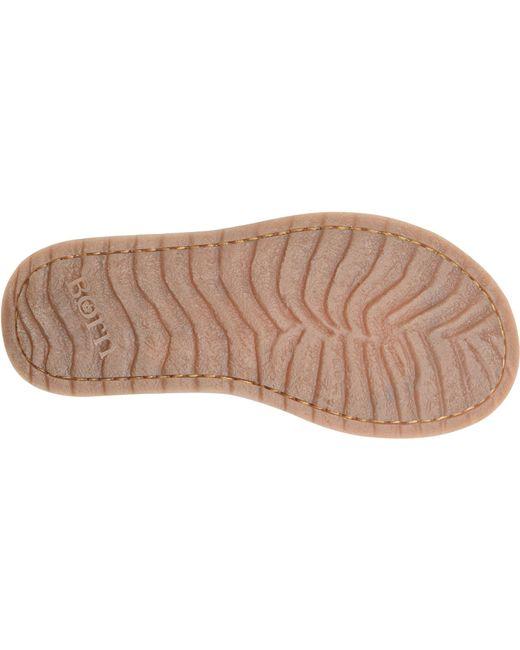 13dcbcb0e6b01a ... Born Shoes - Brown Lee for Men - Lyst ...