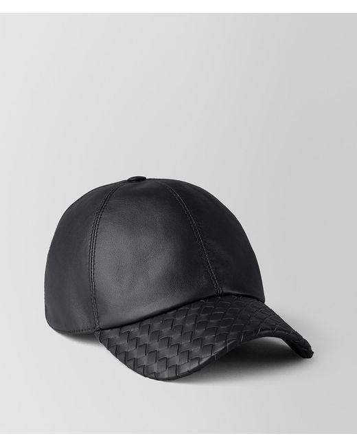 Bottega Veneta - Black Nero Nappa Hat for Men - Lyst ... db6585c8b7b5